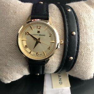 🆕Lucky Brand Wrap Watch. NWT 000CJ